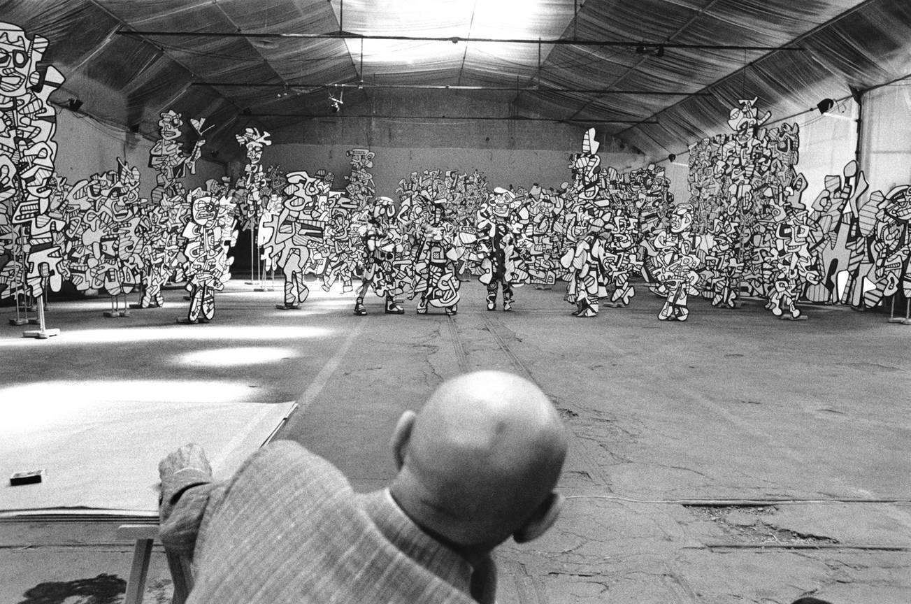 Jean Dubuffet – L'outil photographique