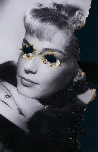 Self Portrait of You + Me (Simone Signoret)