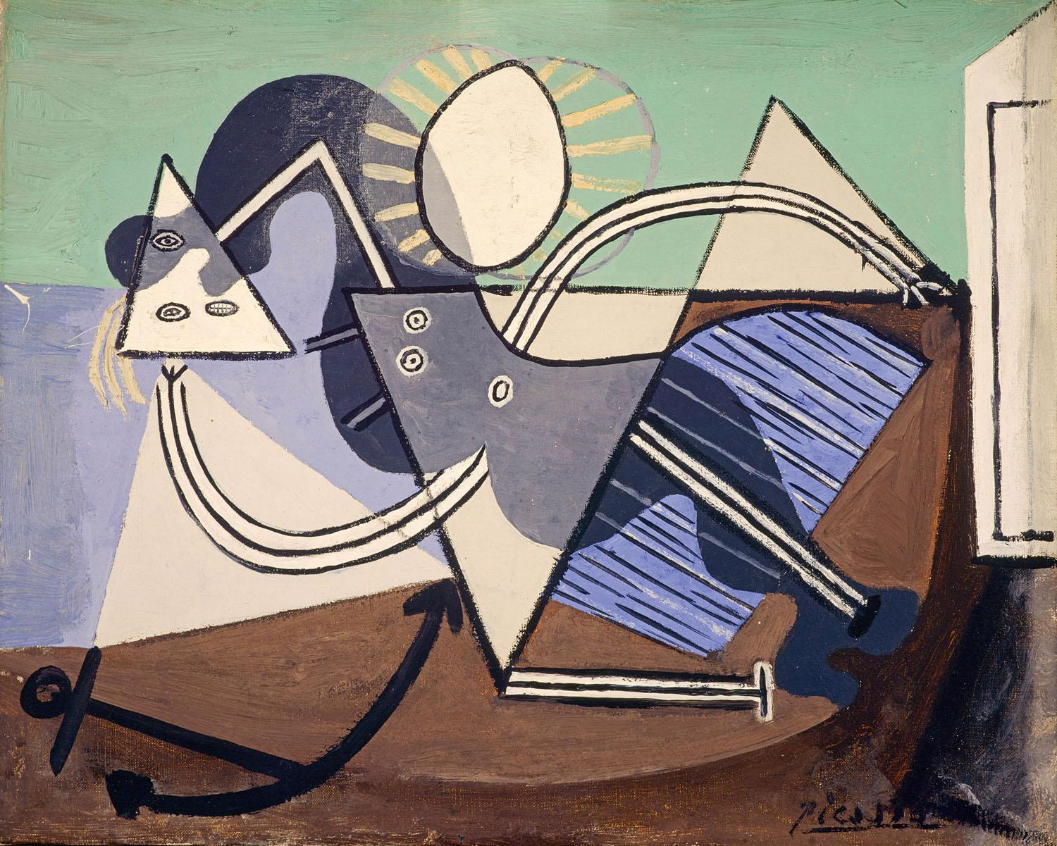 The EY Exhibition: Picasso 1932 - Love, Fame, Tragedy