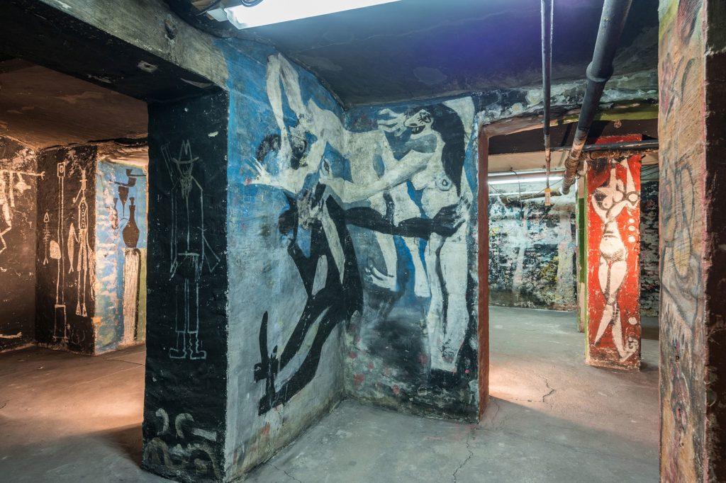 Picture Cellar/ Bilderkeller