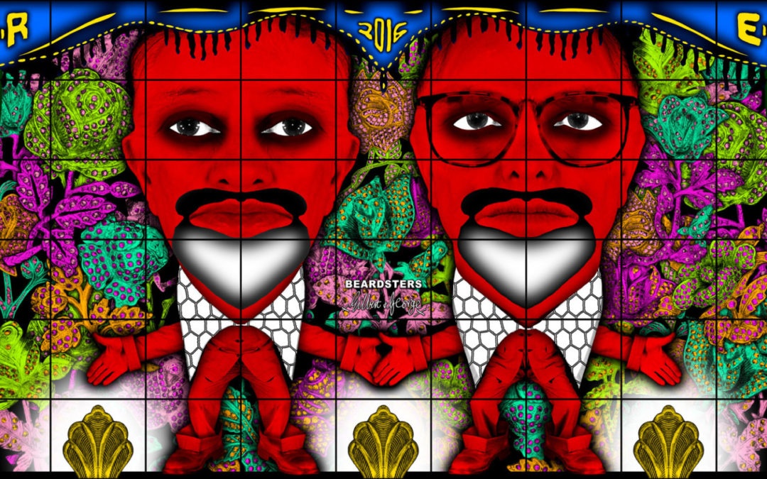 """Gilbert & George, The Great Exhibition"""""""