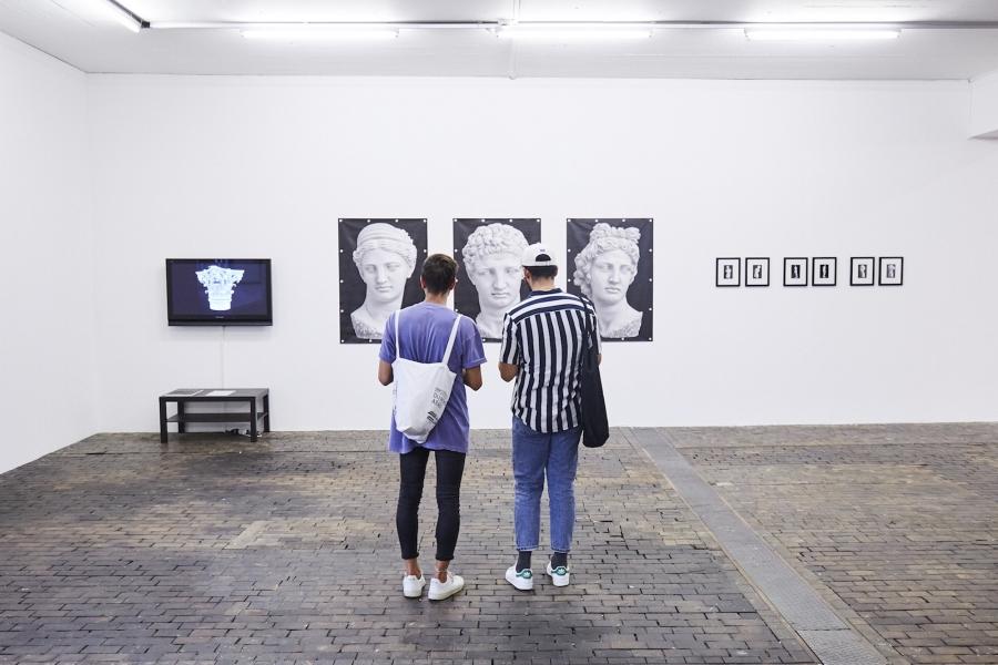 Les galeries du quartier des Bains invitent des galerie internationales