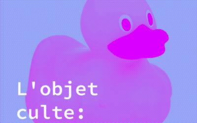 1 Objet, 1 œuvre: Rubber duck