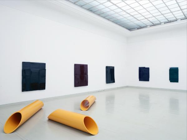 Exposition Bernar Venet, rétrospective 1959 – 2018