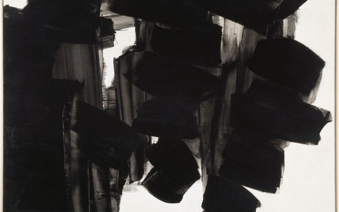 Soulages – une rétrospective