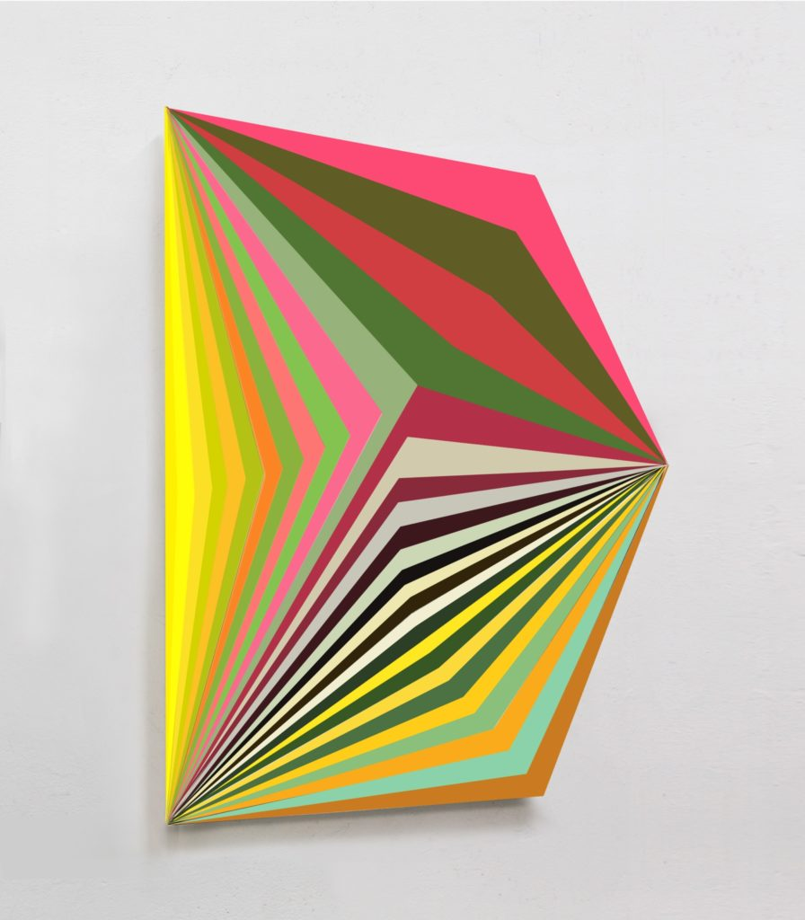 Ahn Hyun-Ju, Irrational Symmetry