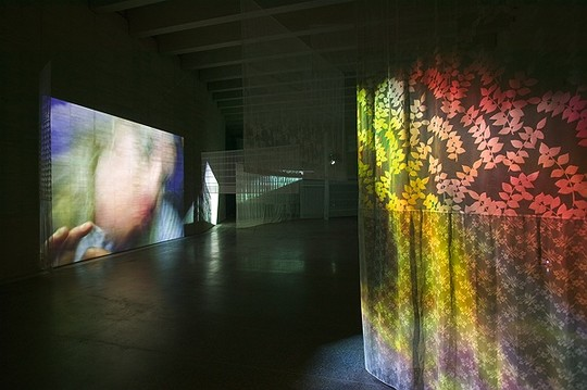 Collection on Display: Pipilotti Rist, Show a Leg (Raus aus den Federn)