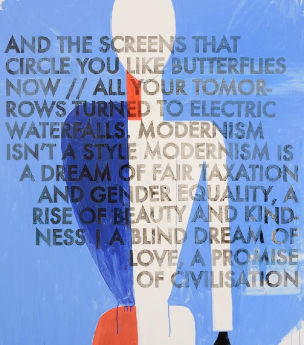 Modernism isn't a style