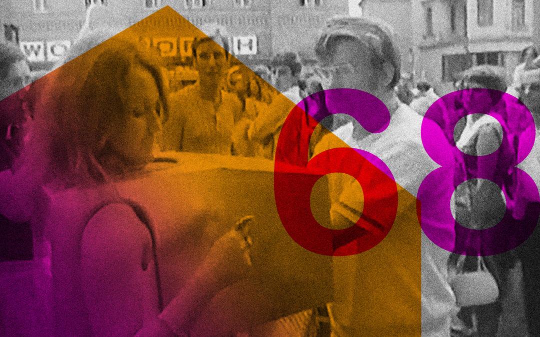 1968, année prolifique: Mains baladeuses