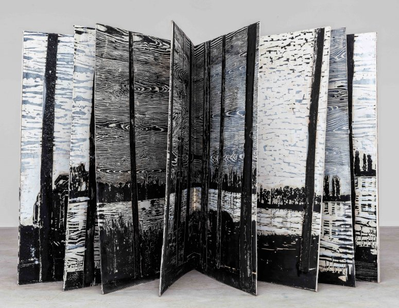 Anselm Kiefer | Livres et xylographies