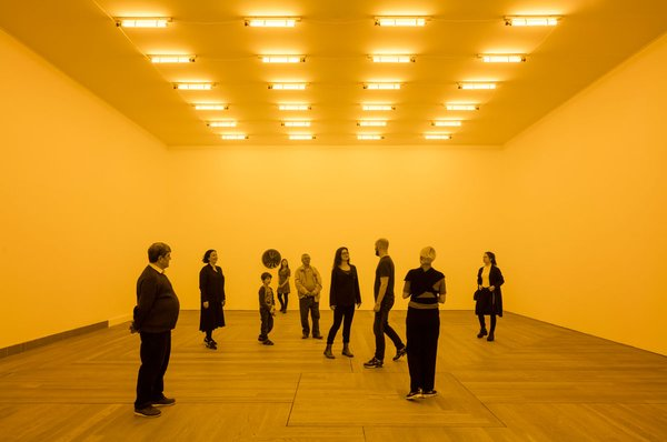 Olafur Eliasson – In real life