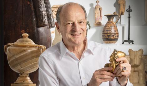 La Fondation Gandur ouvre les portes de sa collection archéologique