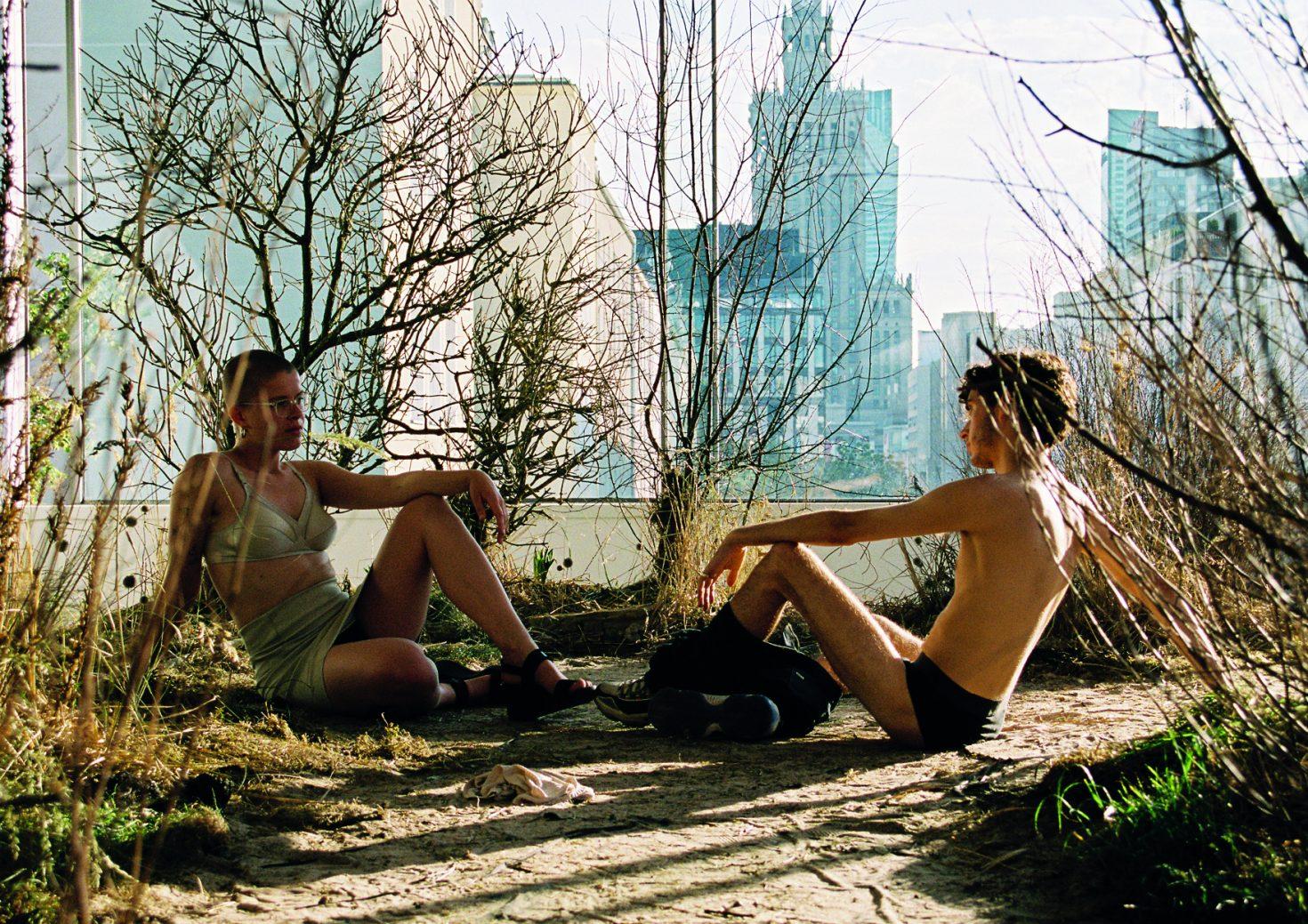 Alex Baczynski-Jenkins Such Feeling