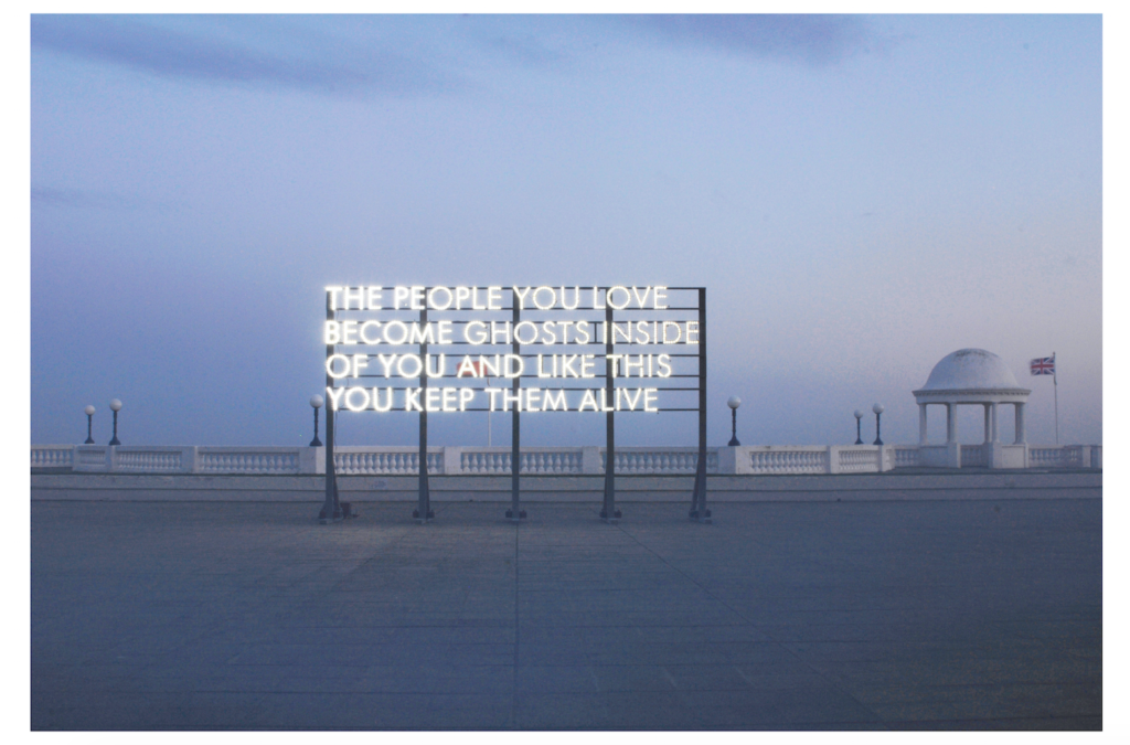 'Shiny Colourful Amusements for the Walls of the Bourgeoisie' Robert Montgomery