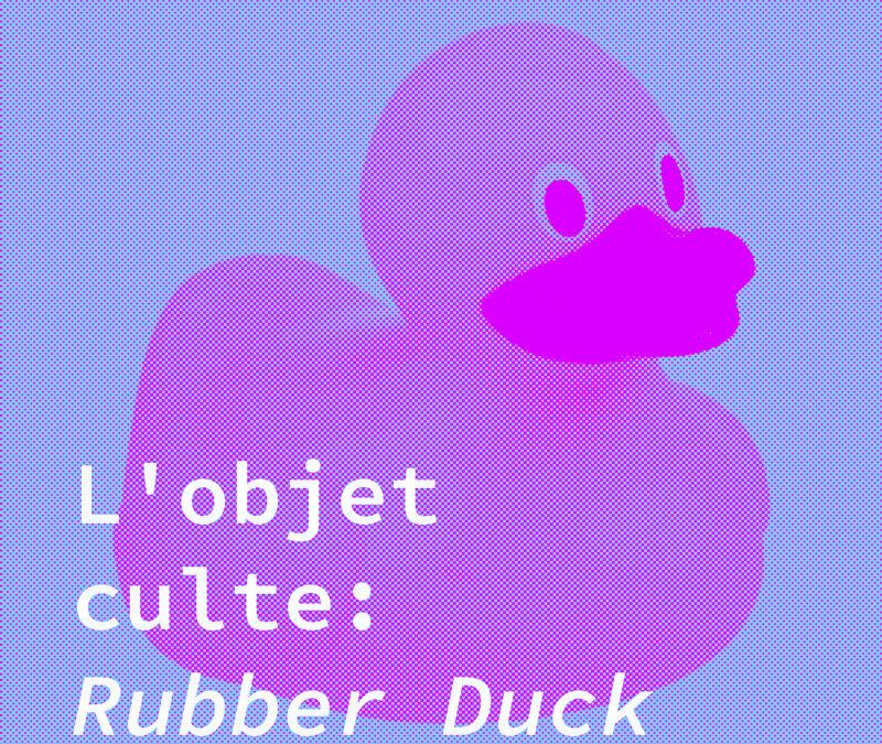 L'Objet culte: Rubber duck