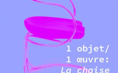 1 Objet, 1 œuvre: Chaise Tatlin