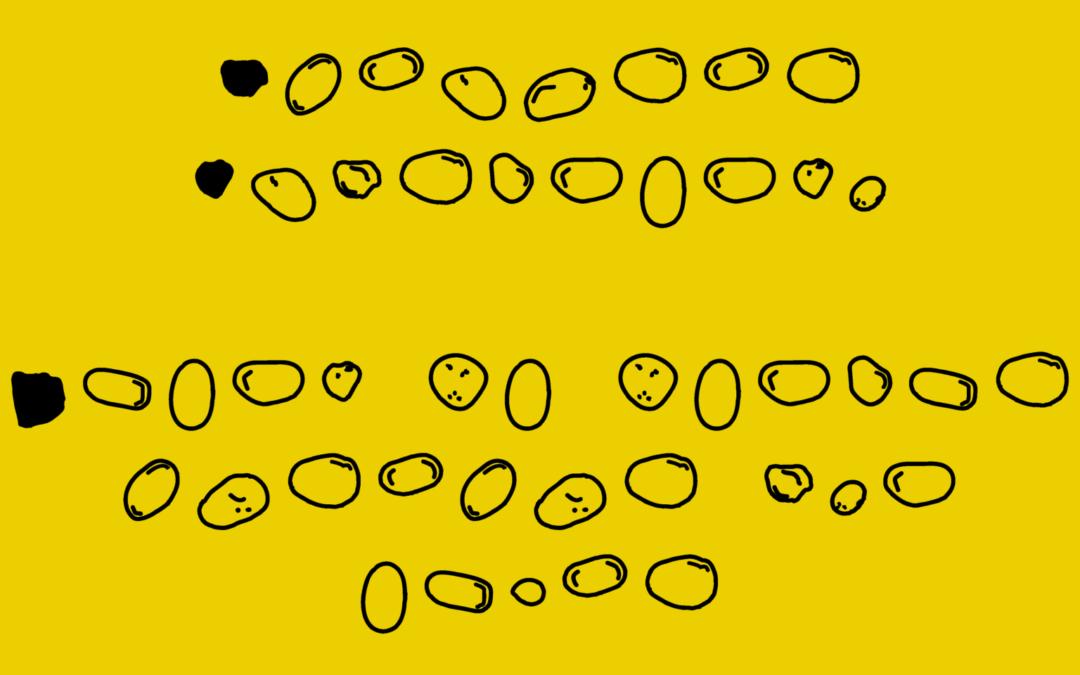 Expo virtuelle: Scrivere Disegnando – Quand la langue cherche son autre