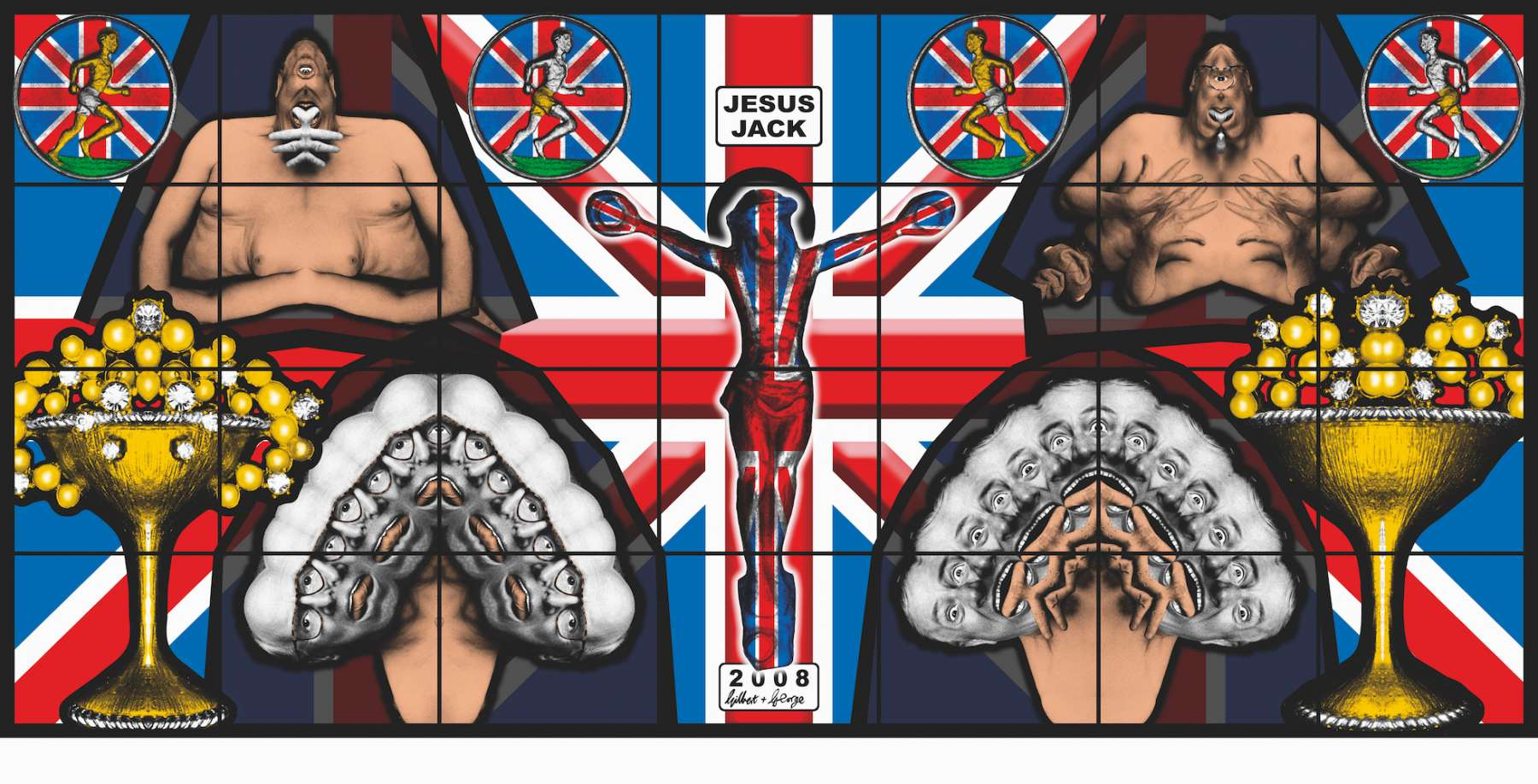 Gilbert & George – The Great Exhibition, 1971–2016