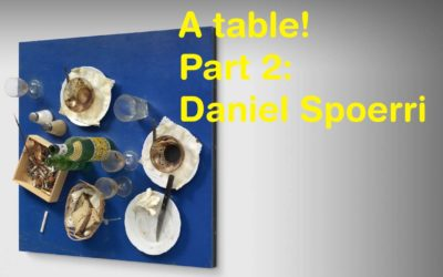 A table! (Part 2) Tableaux-pièges