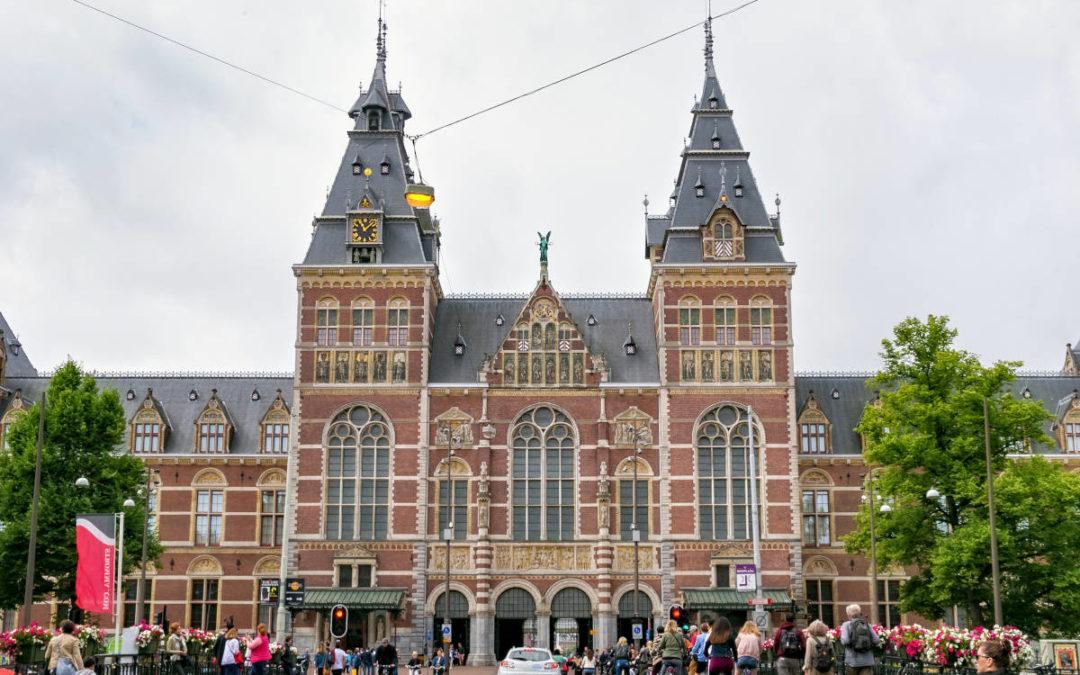 Reécouvrir le Rijkmuseum