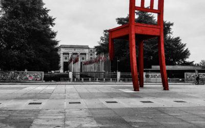 Le saviez-vous? Chaise de l'ONU