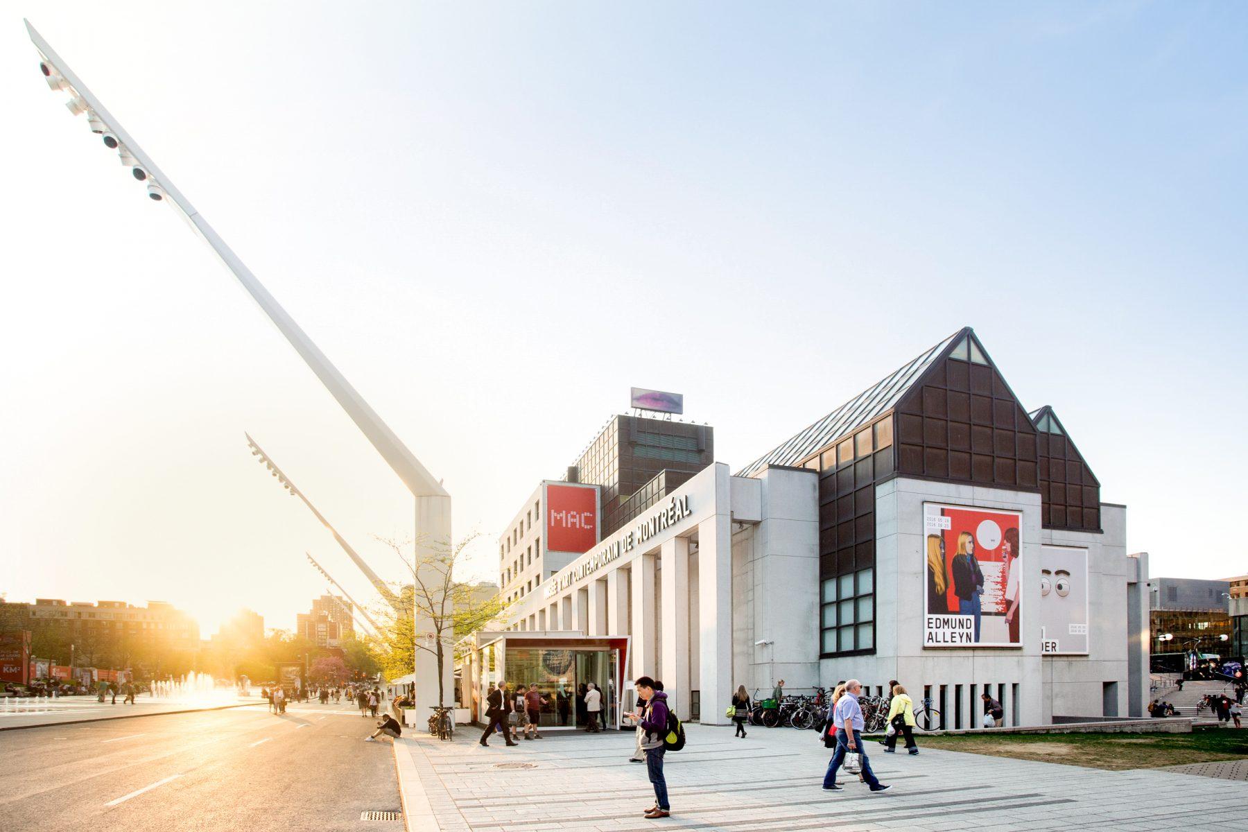 MAC Musée d'art contemporain de Montréal