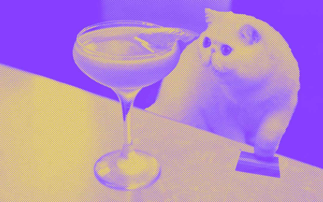 L'apéro du Chat: Cosmopolitan