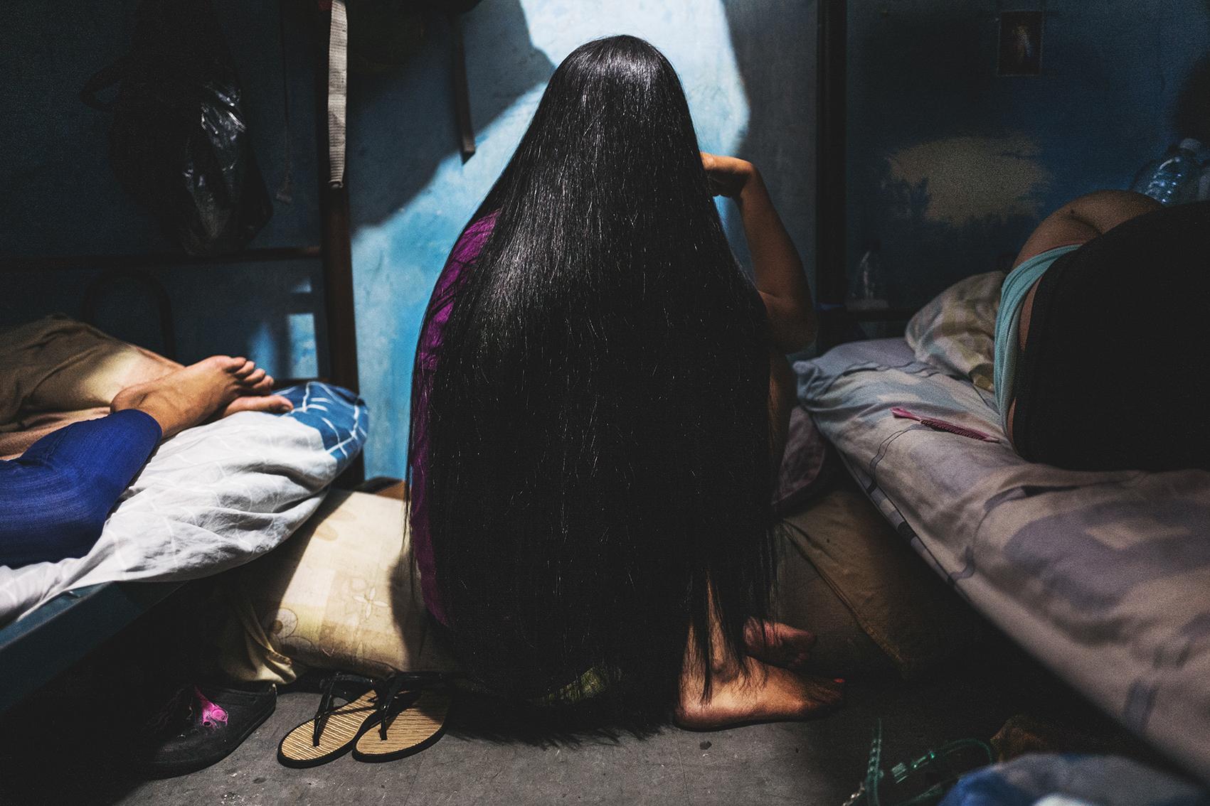Dias Eternos  - women's prison life in Venezuela
