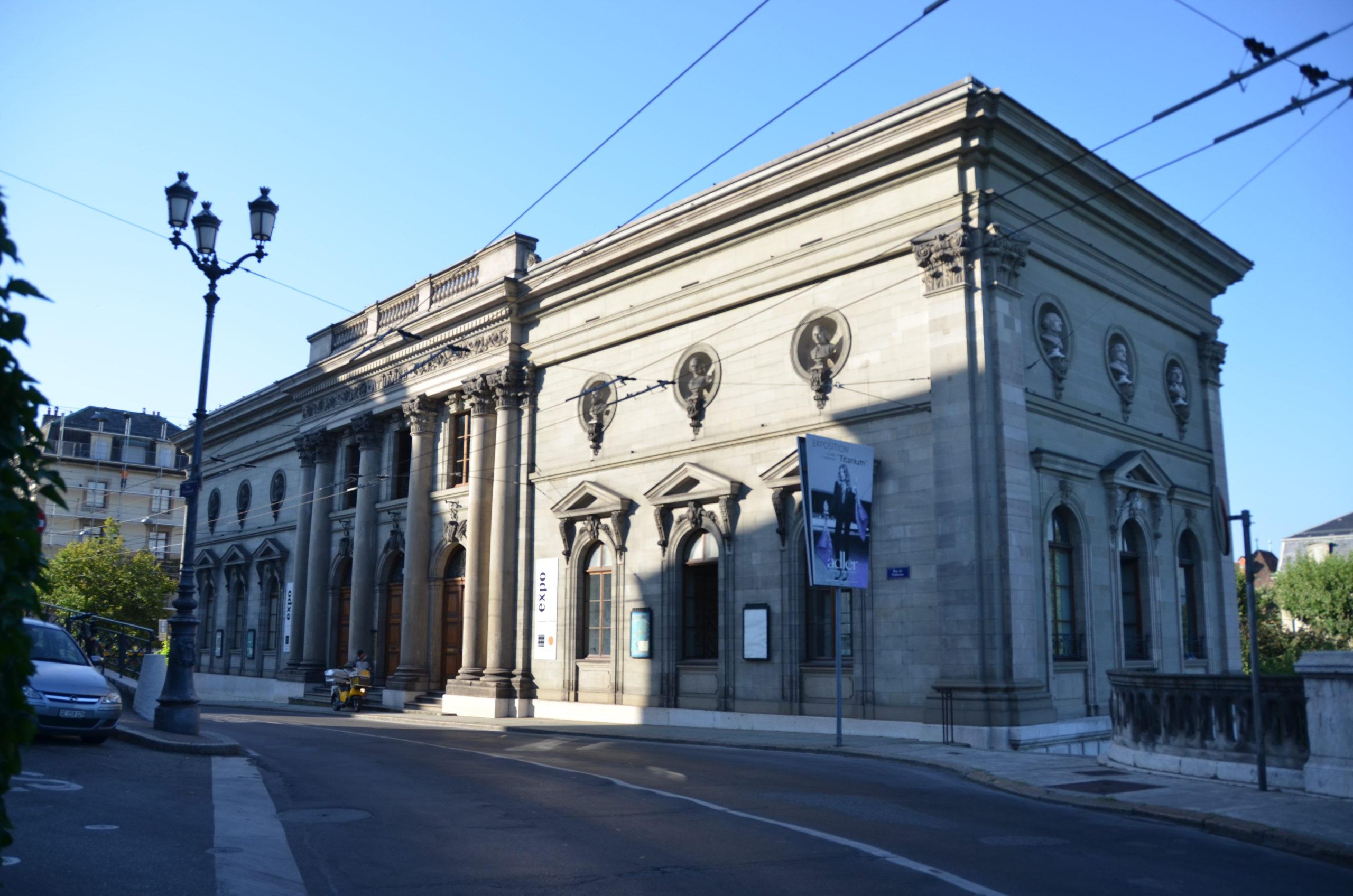 Société des arts de Genève