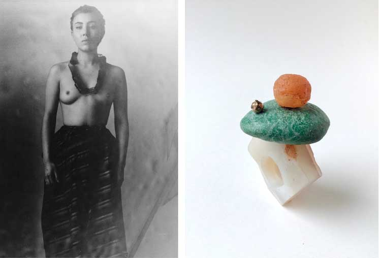 Annelies Štrba & Bernhard Schobinger – Photographies et bijoux