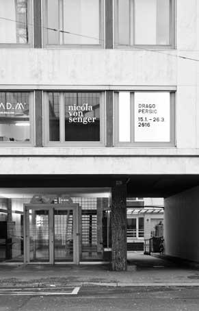 Galerie Nicola von Senger