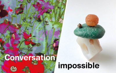 Conversations impossibles: Annelies Štrba & Bernhard Schobinger