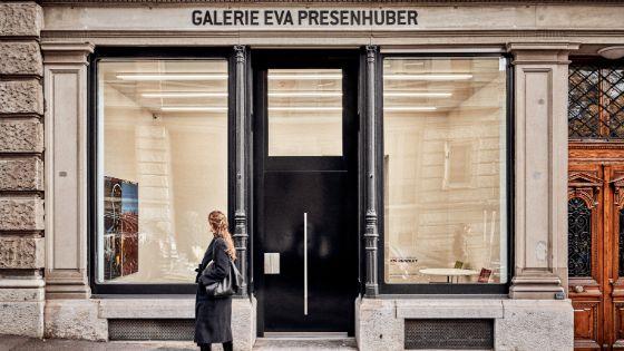 Galerie Eva Presenhuber (Waldmannstrasse - Zürich)